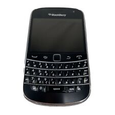 BlackBerry Bold 9900 - Black (Unlocked) Gsm 3G WiFi Qwerty *Will Not Charge*