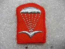 German Army GDR Parachute Battalion Beret Flash,1970s
