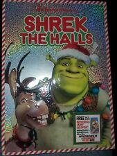 Shrek The Halls (Dvd) (Mike Myers, Eddie Murphy, Cameron Diaz) New, sealed