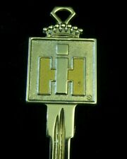 INTERNATIONAL HARVESTER IH Gold Crest KEY BLANK 1940-75 Scout Transtar Travelall