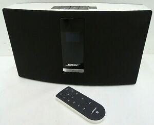 Bose SoundTouch 20 Series II Wi-Fi Music System & Remote (White) 355589-1200