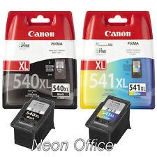 Canon PG-540XL CL-541XL Black & Colour Ink Cartridge PIXMA MG3150 MG3200 Printer