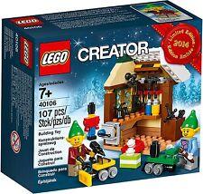 LEGO® Creator 40106 Spielzeug-Werkstatt NEU OVP_ Toy Workshop NEW MISB NRFB