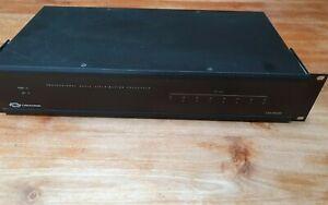 Crestron Professional Audio Distribution Processor CNX-PAD8A