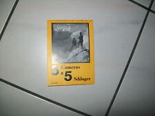 Werbung Original altes Werbeblatt 5 Nagel Cameras  #33