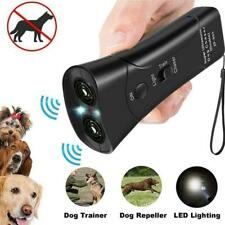 Pet Dog Training Ultrasonic Anti-Bark Control Stop Barking Repeller Device 2020
