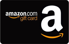 Amazon Gift Card *Card shipped Fast *Brand New *You Choose $10, $25