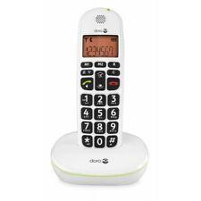 Téléphone sans fil Senior Doro -PhoneEasy 100w - Blanc