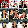 33pcs Oscars Photo Booth Selfie Props Movie Hollywood Awards Party Decor Funny