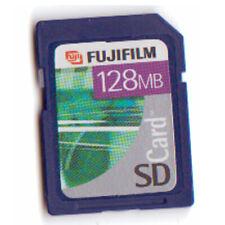 FUJI 128Mb SD Card