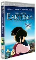 Tales from Earthsea [DVD] Official Ghibli Collection NEW Gift Idea UK STOCK NEW