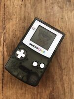 Nintendo GameBoy Color - Refurbished Colour Game Boy Handheld Black White GBC