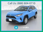 2019 Toyota RAV4 LE Sport Utility 4D Dual Air Bags Dynamic Cruise Control Traction Control Hill Start Assist Control