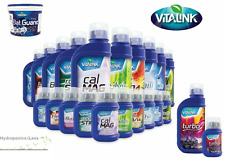 Vitalink Complete Additives Range Hydro Coco Soil Plant Nutrients Hydroponics