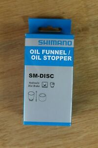 Shimano SM-DISC-BP BR-M575 Oil Funnel with Stopper Cycle Brake Bleed Tool