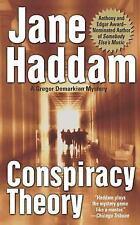 Conspiracy Theory: A Gregor Demarkian Novel (Gregor Demarkian Novels)-ExLibrary