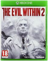 THE EVIL WITHIN 2 JEU XBOX ONE NEUF
