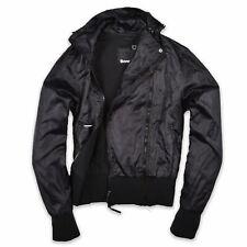 Bench Damen Jacke Jacket Übergangsjacke Gr.L (DE 40) Schwarz 91993