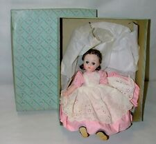 """New Listing% 1960'S Madame Alexander Beth 12"""" Doll In Box"""