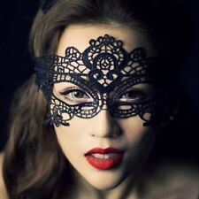 Lace Eye Mask Venetian Masquerade Halloween Ball Party Fancy Dress Costume