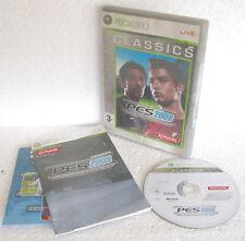 PES 2008 Pro Evolution Soccer 2008 (2007) XBOX PAL ITA ORIGINALE