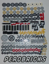Lego Technic Technik Zahnrad-Sortiment, 230 Teile