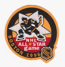 NHL 1996 ALL STAR GAME JERSEY PATCH BOSTON BRUINS YELLOW VERSION