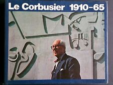 Le CORBUSIER 1910-65 Modernist Architecture City Town Planning Painting HB VGC