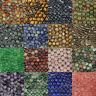 Wholesale Genuine Natural Stone Gemstone Round Loose Beads 4mm,6mm,8mm,10mm SL89