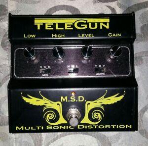 TeleGun multi sonic distortion 9V