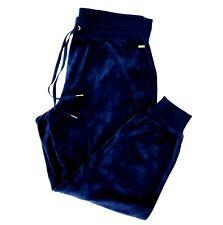 $79.50 NWT Calvin Klein Women's Sweat Pants Joggers Trousers Velvet Plus Size 2X