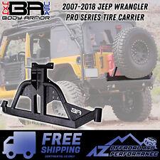 Body Armor 4X4 2007-2018 Jeep Wrangler Pro Series Tire Carrier 5296