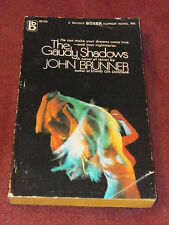 The Gaudy Shadows by John Brunner (1971, paperback) science fiction horror