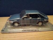 Modelcar 1:43   *** IXO IST ***   FORD ESCORT MK III