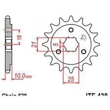 Pignon acier 15 dents jt chaîne 520 suzuki dr750s Jt sprockets JTF438.15
