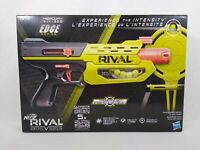 Nerf Rival Mercury XIX-500 Edge Series Gun Blaster with Target & 5 Rounds *NEW*