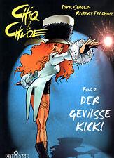 Album SC, CHIO & CHLOE - Band 2 - Der gewisse Kick, Splitter-Verlag, Zustand 1