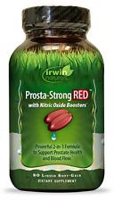 Irwin Naturals Prosta-Fuerte Rojo cápsulas, 80 CT