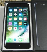 New Apple iPhone 7 Plus 256GB Jet Black World Unlocked AT&T T-mobile Warranty