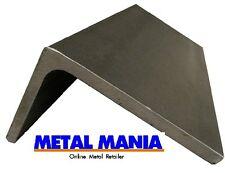 Steel Angle iron 100mm x 65mm x 7mm x 1.5mtr, unequal angle iron.