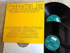 Circle – Paris -2LP Anthony Braxton, Chick Corea, David Holland, Barry Altschul