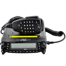 TYT TH-9800 HF/VHF/UHF Car Walkie Talkie Radio Intercom LCD Dual Display 800CH