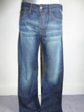 Bootcut Regular Big & Tall Distressed Jeans for Men