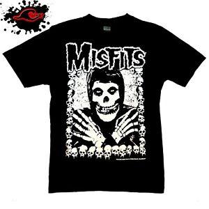 Misfits -  I Want Your Skulls - Band T-Shirt