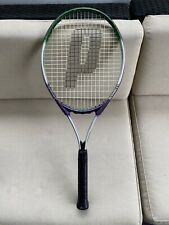 Wimbledon by Prince Oversized power soft grommet vibration system tennis racquet
