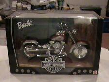 Harley-Davidson Mattel 26132, Barbie 1999 Fatboy Motorcycle #1, PN 99704-00V
