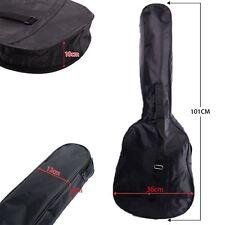 NUOVO 3/4 Dimensioni acustica e chitarra classica borsa da trasporto Custodia Supporto Manica