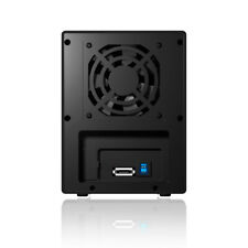 "Icy Box IB-RD3640SU3 Externes RAID Gehäuse für 4 x 3,5"" (8,9 cm) SATA Laufwerke"