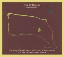 The Songs Of Robert Wyatt And Antony & The Johnsons, Live From The Union Chapel