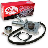 Gates Timing Belt Water Pump Kit for 2000-2004 Ford Focus 2.0L L4 - Engine xq